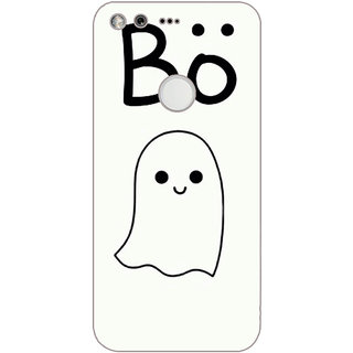 GripIt Boo Printed Case for Google Pixel XL