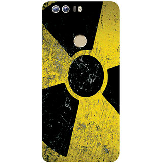 GripIt Biohazard Printed Case for Huawei Honor 8
