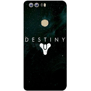 GripIt Destiny Printed Case for Huawei Honor 8