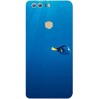 GripIt Finding Dori Printed Case for Huawei Honor 8
