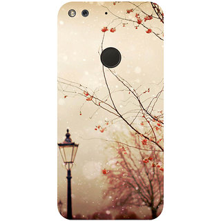 GripIt Autumn Evening Printed Case for Google Pixel