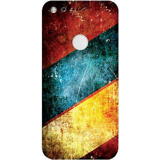 GripIt Grunge Printed Case for Google Pixel XL