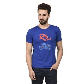 Stylogue New Rider Printed T-shirt For Men