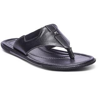 bea8663ba047ca Buy Andrew Scott Men s Black Slippers Online - Get 65% Off
