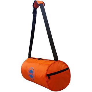 Kvg Orange Gym Bag