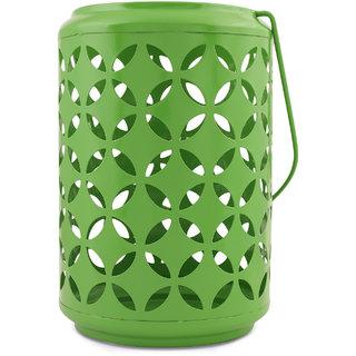 Bubblewrap Store Jaali Lantern Green