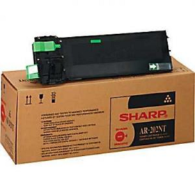 AR-202NT Black 15000 Page Yield Toner Cartridge for Sharp AR Printer