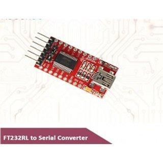 F232 RL USB to Serial Converter