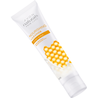 Naturals Honey Milk Nourishing Cleanser 100G