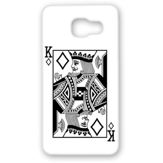 SAMSUNG GALAXY A5 Designer Hard-Plastic Phone Cover from Print Opera - King Of Diamond