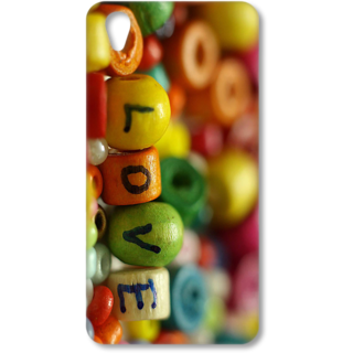 ONE PLUS X Designer Hard-Plastic Phone Cover from Print Opera - Love