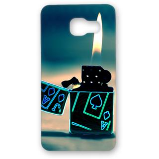 SAMSUNG GALAXY A5 Designer Hard-Plastic Phone Cover from Print Opera - Lighter