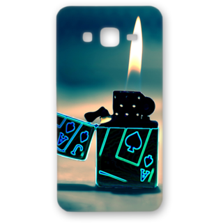 SAMSUNG GALAXY On 5 Designer Hard-Plastic Phone Cover from Print Opera - Lighter