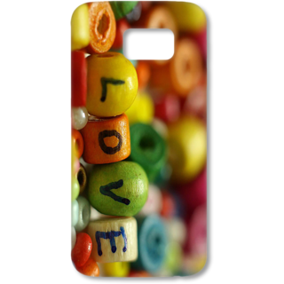 SAMSUNG GALAXY S6 Designer Hard-Plastic Phone Cover from Print Opera - Love