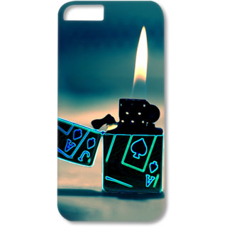 Iphone4-4s Designer Hard-Plastic Phone Cover from Print Opera - Lighter
