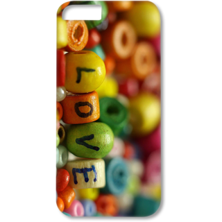 Iphone4-4s Designer Hard-Plastic Phone Cover from Print Opera - Love