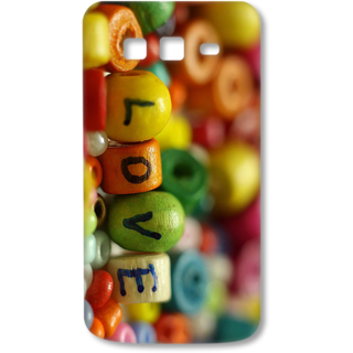 SAMSUNG GALAXY Grand 2 Designer Hard-Plastic Phone Cover from Print Opera - Love