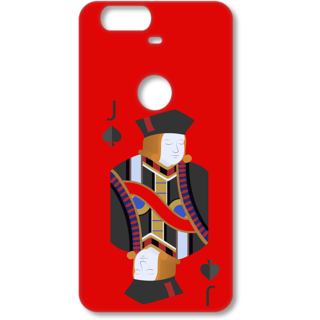 Google Nexus 6P Designer Hard-Plastic Phone Cover from Print Opera - Slave Of Spade