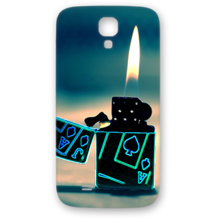 SAMSUNG GALAXY S4 Designer Hard-Plastic Phone Cover from Print Opera - Lighter
