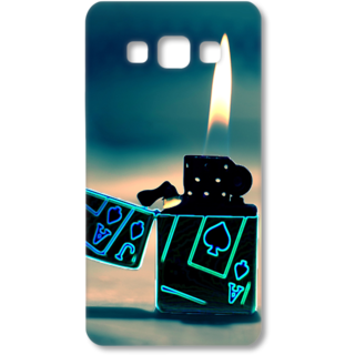 SAMSUNG GALAXY A7 Designer Hard-Plastic Phone Cover from Print Opera - Lighter