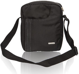 Cosmus Polyester Multicolor Messenger Bag
