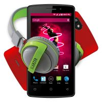 REACH FAB4 403 (1.2 GHz Quadcore, 512MB RAM, 4GB Storage) (With Headphone Worth Rs 999)