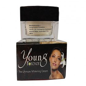 Young Forever Skin Whitening Cream