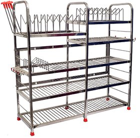 Maharaja Kitchen Stand Rack Size 3030