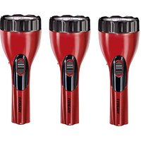 Eveready DL93 Pack of 3 Rechaegeable Led Torch