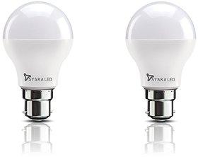 Syska Base B22 8-Watt LED Bulb