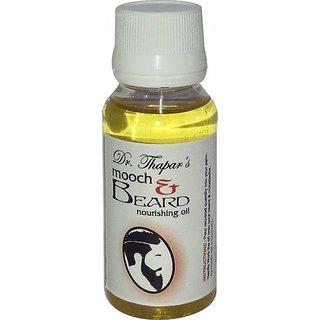 Moustache  Beard Nourishing Oil By Dr. Thapar
