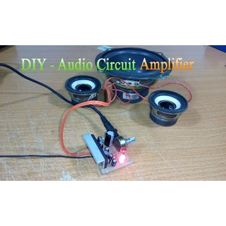 Buy Audio amplifier with LA 4440 with 2 grate sound quality of