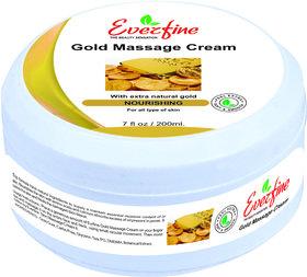 Everfine Gold Massage Cream 200ml