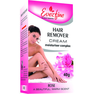 Everfine Hair remover cream 40g (Set of 1)