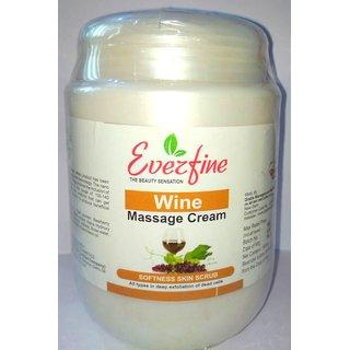 Everfine Wine Massage Cream 900ml
