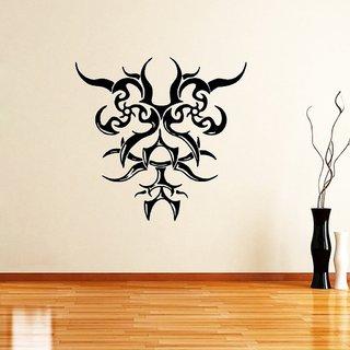 Decor Villa Swirl Wall Decal & Sticker