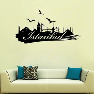 Decor Villa Istanbul Wall Decal & Sticker