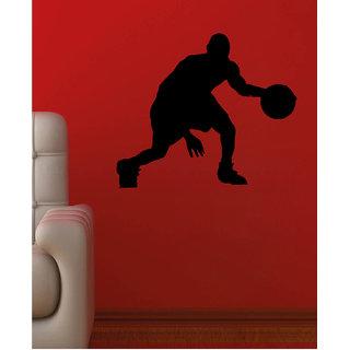 Decor Villa Basketball Wall Decal & Sticker