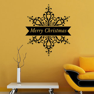 Decor Villa Merry Christmas Wall Decal & Sticker