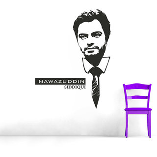 Decor Villa Nawazuddin Siddiqui Wall Decal & Sticker