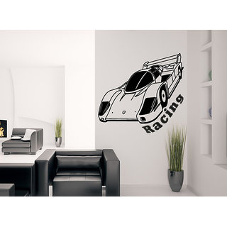 Decor Villa Racing Car 1 Wall Decal & Sticker