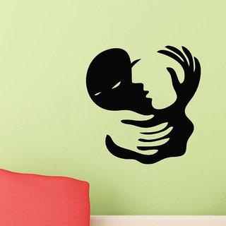 Decor Villa Mask Wall Decal & Sticker