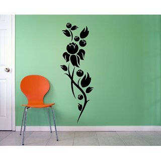 Decor Villa Flower 2 Wall Decal & Sticker