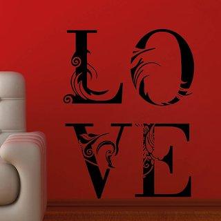 Decor Villa The True Love Wall Decal & Sticker
