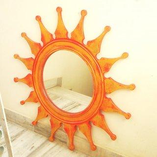 Sunset Decorative Mirror Frame