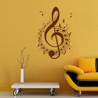 Decor Villa Music Wall Decal & Sticker