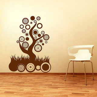 Decor Villa Floral Wall Decal & Sticker