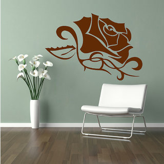 Decor Villa Rose Wall Decal & Sticker
