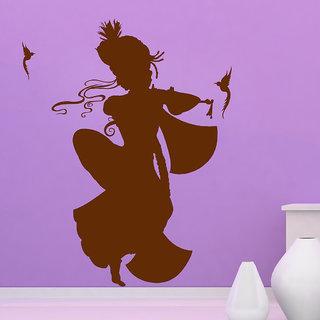Decor Villa Dancing Girl Wall Decal & Sticker