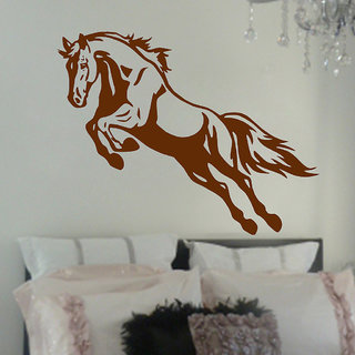 Decor Villa Horse Wall Decal & Sticker
